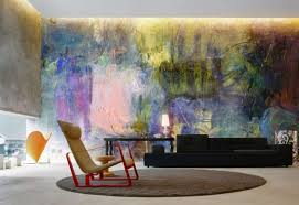 Exotic Interior Design by Interior Wonderful Modern Paint Like Wall Murals From Pixers