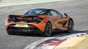 orange mclaren wallpaper 2018 mclaren 720s color azores orange rear hd wallpaper 63