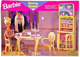 barbie dining room buy barbie dining room for folding pretty house online best