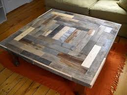 Diy Coffee Table Ideas Awesome Diy Coffee Table Ideas 12 Diy Antique Wood Pallet Coffee