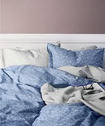 amazon com mid century modern bedding geo print duvet quilt cover
