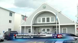 dewey beach postpones meeting over applebaum wmdt