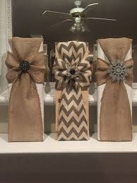 Country Crosses Home Decor by Burlap Crosses Burlap Pinterest Burlap Cross Burlap And Craft