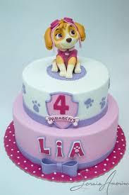 cake girl pink ombre ruffles baptism cake girl christening fondant bow