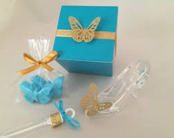 glass slipper party favor cinderella party etsy