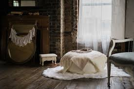 Inspiring Space The Rustic And Cozy Photo Studio Of Meredith Bernard - Bedroom photography studio