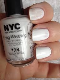 white nail polish polish me snazzy