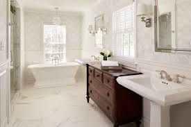 Traditional Bathroom Vanities by Traditional Bathroom Vanities Powder Room Traditional With Colour