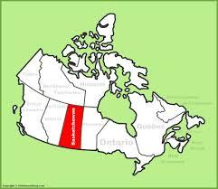 Saskatoon Canada Map by Saskatchewan Maps Canada Maps Of Saskatchewan Sask Sk