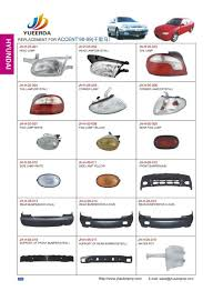 hyundai accent parts catalog hyundai accent parts catalog pictures to pin on thepinsta