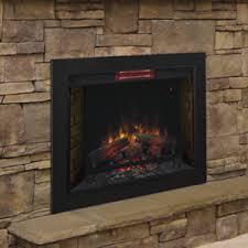 Fireplace Electric Insert by Built In Electric Fireplaces Fireboxes U0026 Inserts