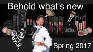 younique spring 2017 new behold younique luminizer makeup line