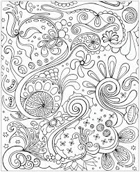 coloring pages teenagers print free drawings