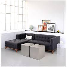 gus modern stainless steel cube table eurway