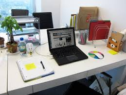 My Office Desk The Of Keeping Your Desk Clutter Free Clutter Desks And