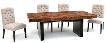 small modern dining table modern rustic dining set full size of rustic modern dining table old