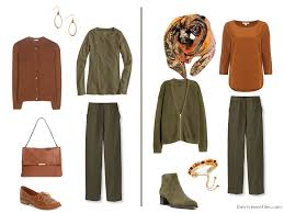 neutral colors clothing capsule wardrobe color palette a dash of cinnamon with 6 neutral