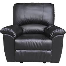 Black Leather Recliner Chair Furniture Walmart Recliner Chairs Affordable Recliners