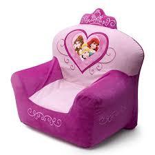 Disney Princess Armchair Fun Cozy Chairs For Kids Teens And Beyond