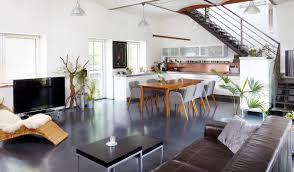 moderne offene kuche haus design ideen