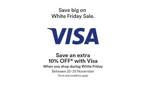 10 white friday sale at souq with hsbc visa cards edealo