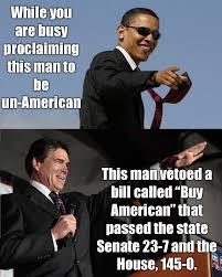 Rick Perry Meme - political memes obama rick perry un american meme