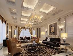 Neoclassic Style Interior Designs Classic Design House - Interior design classic style