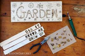 woodburning for beginners diy garden art empress of dirt