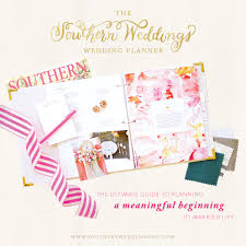 introducing the southern weddings planner southern weddings