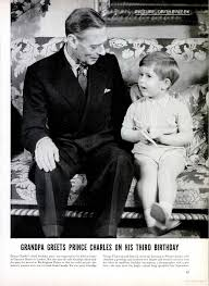 king george vi prince charles the man who will be king u2026 like when george
