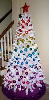 New Ways To Decorate Your Christmas Tree - 60 stunning new ways to decorate your christmas tree ombre