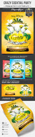 crazy cocktail party u2013 flyer psd template facebook cover u2013 by
