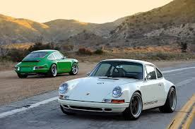 porsche singer singer 911 teams up with cosworth autocar