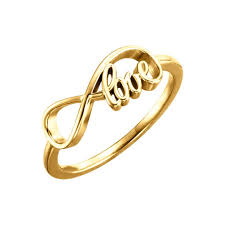 rings with love images 14k gold love infinity ring love rings thomas laine jpg