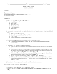How To Write A First Resume How To Write A Proper Resume Resume For Your Job Application