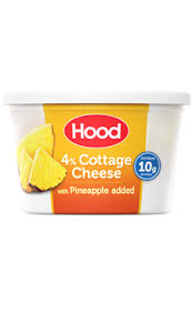 Calories In Lowfat Cottage Cheese by Hood No Salt Added Low Fat Cottage Cheese