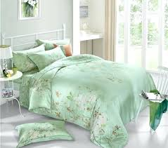 Green Bed Sets Floral Bedding Sets New King Size Bedding Set Purple Floral Quilt