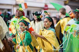 birmingham st patricks day parade 2017 st patricks day 2017
