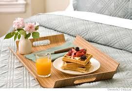 mother u0027s day idea breakfast in bed bell bugle