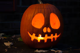 halloween easy pumpkin carving ideas 2017 scary pumpkin face