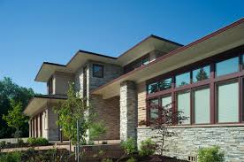 modern style home plans house contemporary prairie style house plans