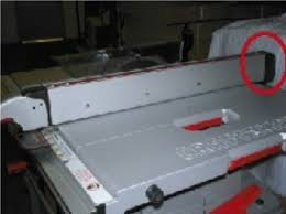 Craftsman Portable Table Saw Cpsc Sears Roebuck And Co Announce Recall Of Table Saw Rip
