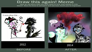 Sm Meme - draw this again meme arctic foxes by s m batty on deviantart