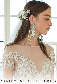 wedding dress accessories fall 2017 wedding dress trends brides