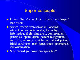 super concepts thinking outside the box knowledge power ppt download
