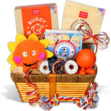 per gift basket pered dog gift basket great gifts for pest and pet
