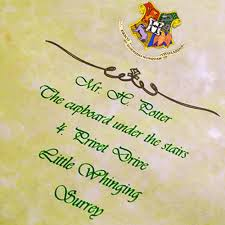 harry potter personalized hogwarts acceptance letter u0026 express
