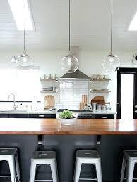 glass kitchen island pendants for kitchen island clear glass kitchen island pendants