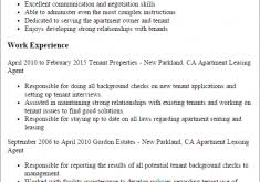 Leasing Agent Resume Sample by As400 Administration Sample Resume Haadyaooverbayresort Com