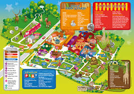 map of folly farm adventure park and zoo